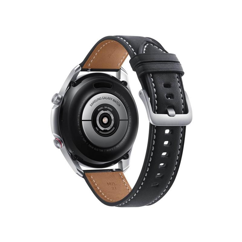 Samsung Galaxy Watch 3 4G 45mm, hõbedane