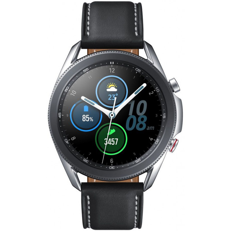 Samsung Galaxy Watch 3 4G 45mm, hõbedane
