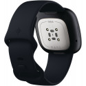 Fitbit Sense, carbon/graphite stainless steel