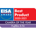 Fujifilm X-T4 + 18-55mm, must