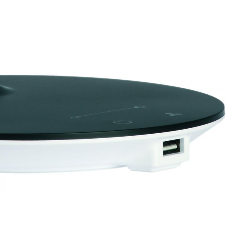 Platinet настольная лампа с USB зарядкой PDL9 8W (43128)