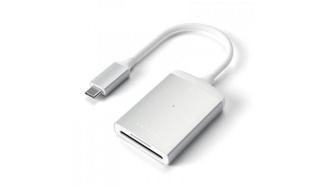 MicroSD ja SD kaardilugeja Satechi USB-C UHS-II
