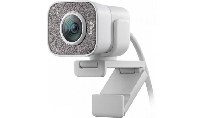 Logitech veebikaamera StreamCam, valge