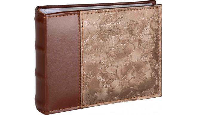 Album B 10x15/100M Flower-3, коричневый
