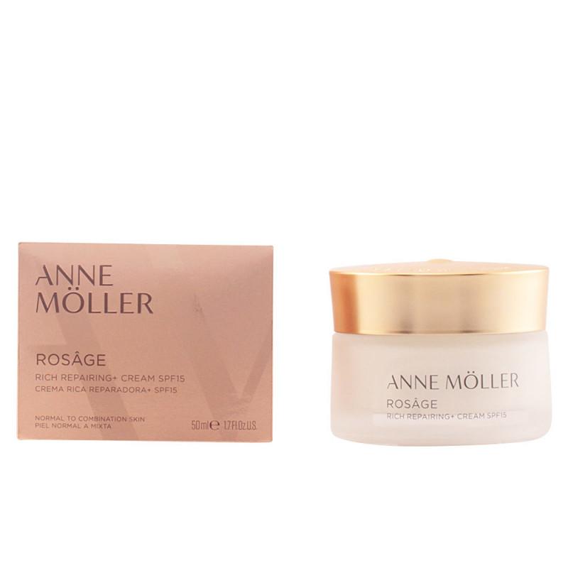 ANNE MÖLLER ROSÂGE rich repairing cream SPF15 50 ml
