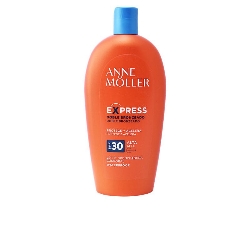 ANNE MÖLLER EXPRESS leche bronceadora corporal SPF30 400 ml