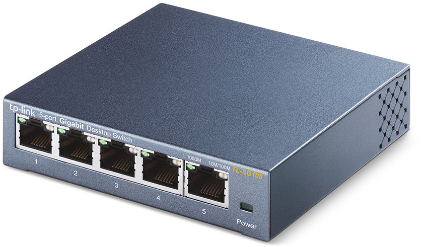 TP-Link switch 5-port TL-SG105