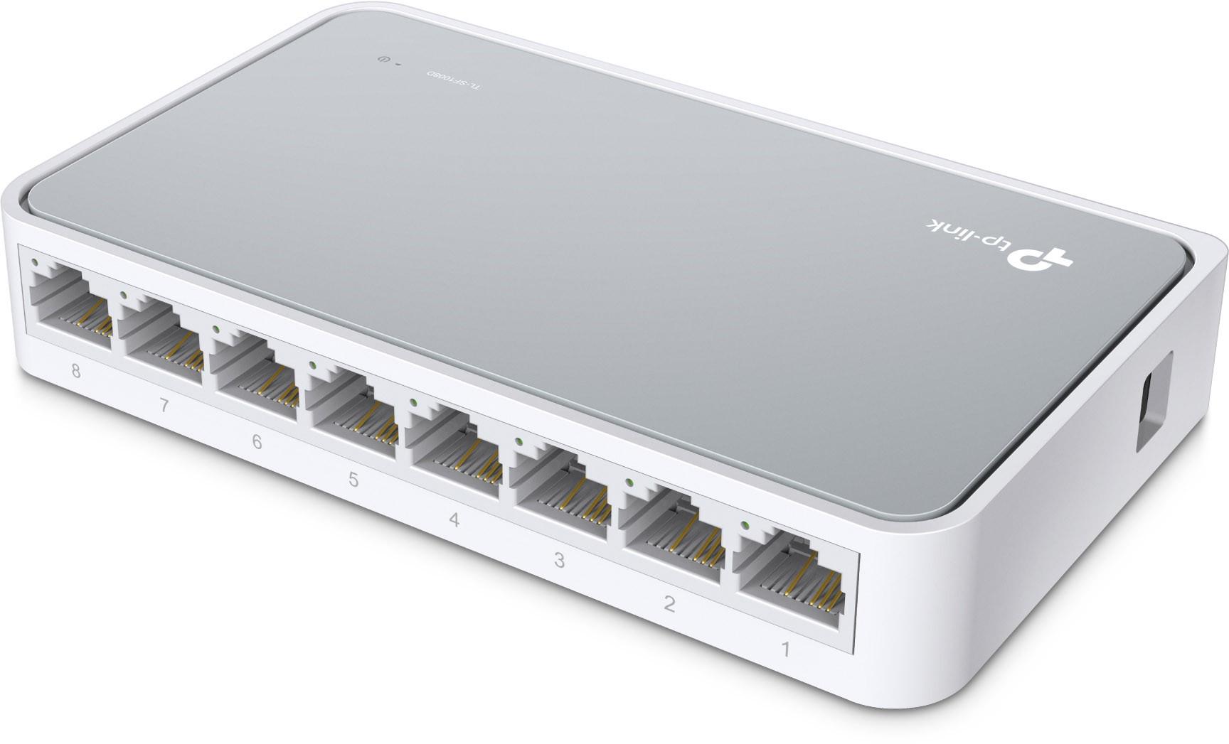TP-Link switch 8-port TL-SF1008D