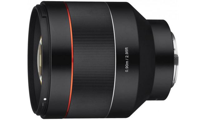 Samyang AF 85mm f/1.4 objektiiv Canon RF