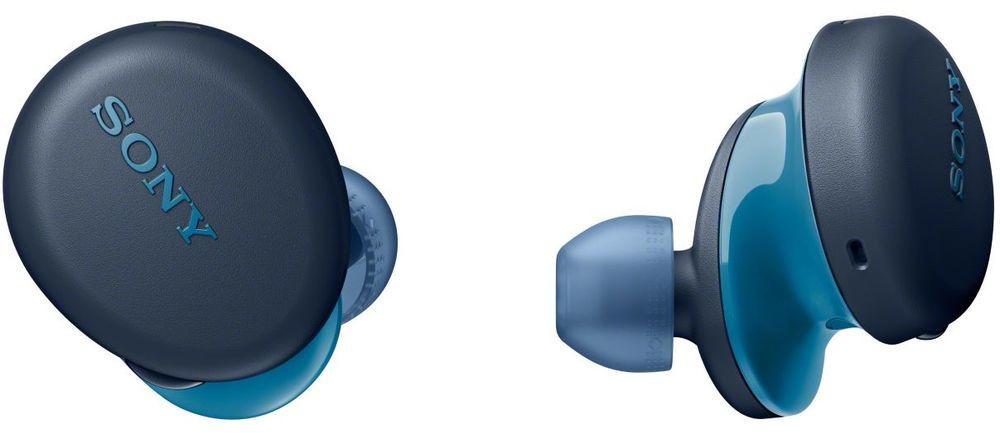 Sony juhtmevabad kõrvaklapid + mikrofon WF-XB700..