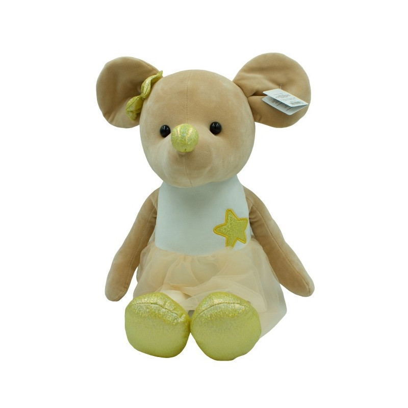 Axiom Lila Mouse golden accessories 33 cm