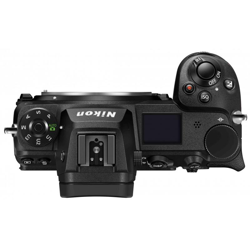 Nikon Z6 II kere + objektiivi adapter FTZ
