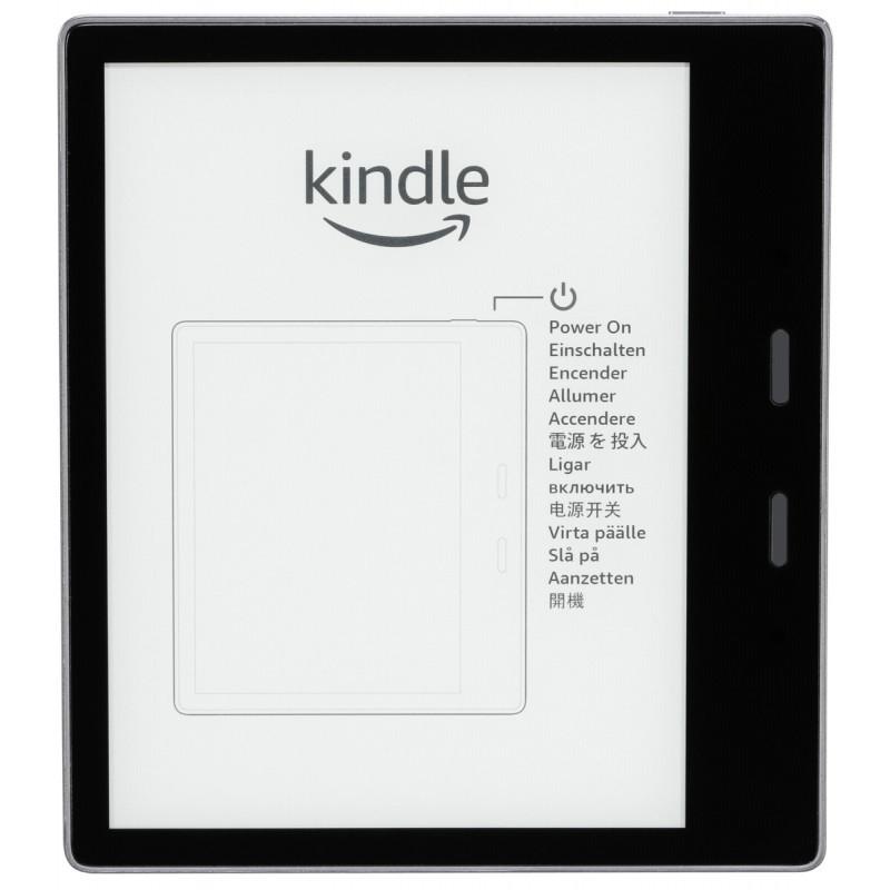 Amazon Kindle Oasis 2019 32GB WiFi, серый