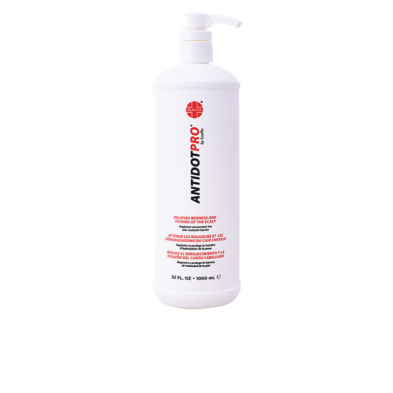ANTIDOTPRO ANTIDOT PRO relieves redness & itching of the scalp 1000 ml