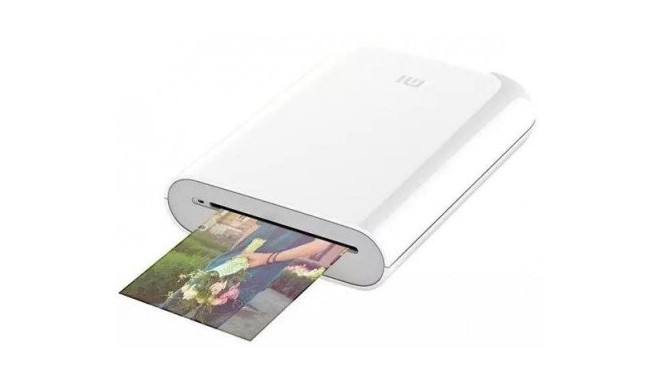 Xiaomi fotoprinter Mi Portable Photo Printer, valge