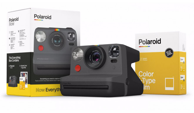 Polaroid Now Everything Box, must