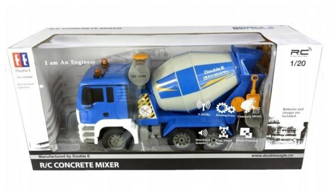 Ata Double Eagle MAN Mixer R/C