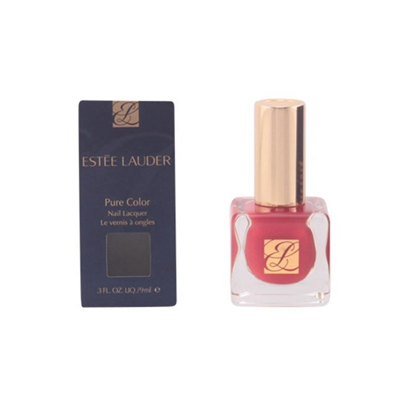 Estee Lauder - PURE COLOR nail lacquer 21-pure red 9 ml - Nail ...