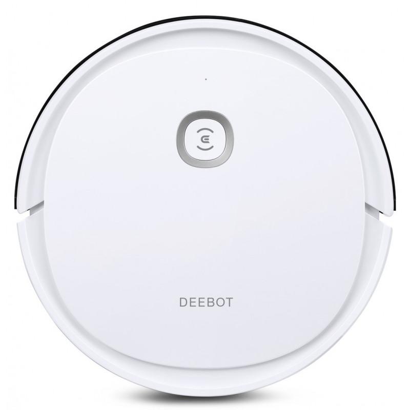 Ecovacs robottolmuimeja Deebot U2, valge