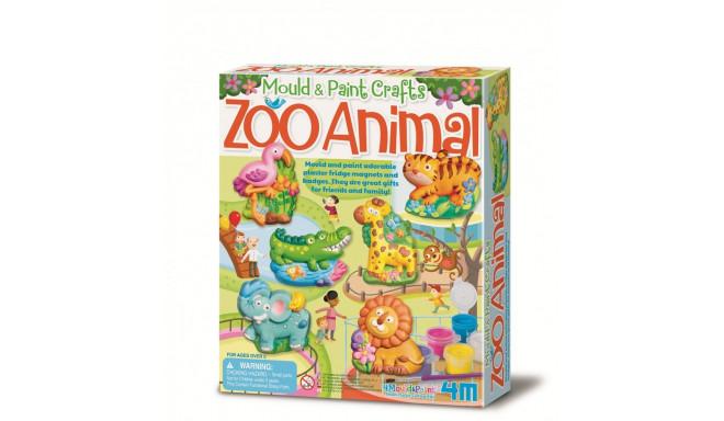 4m Gypsum castings - Zoo animal