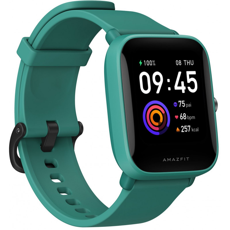 Xiaomi Amazfit Bip U, roheline