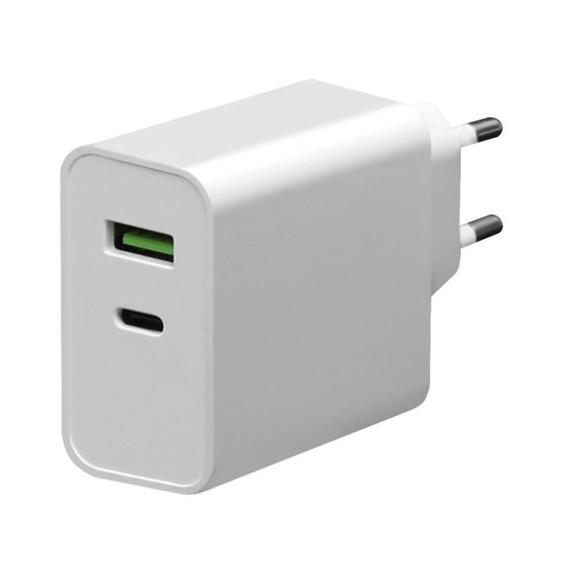 Platinet laadija USB/USB-C 45W (PLCUPD45W)