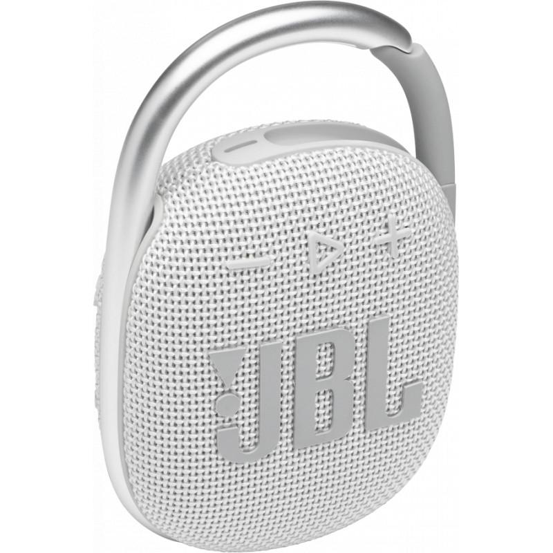 JBL juhtmevaba kõlar Clip 4, valge