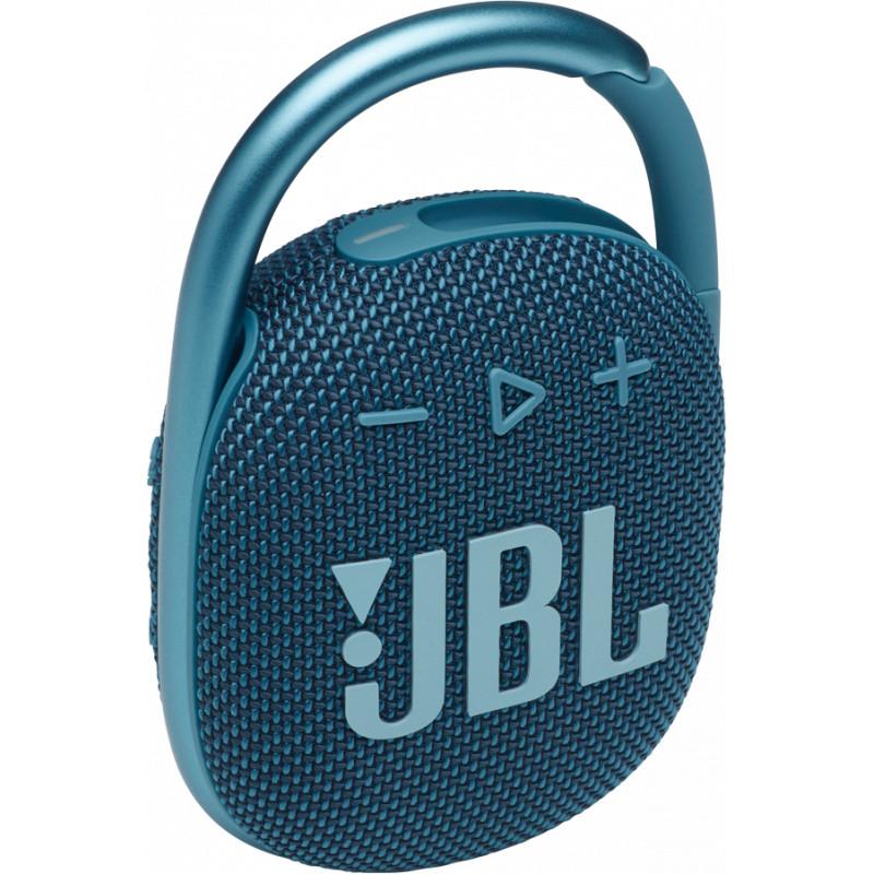 JBL juhtmevaba kõlar Clip 4, sinine