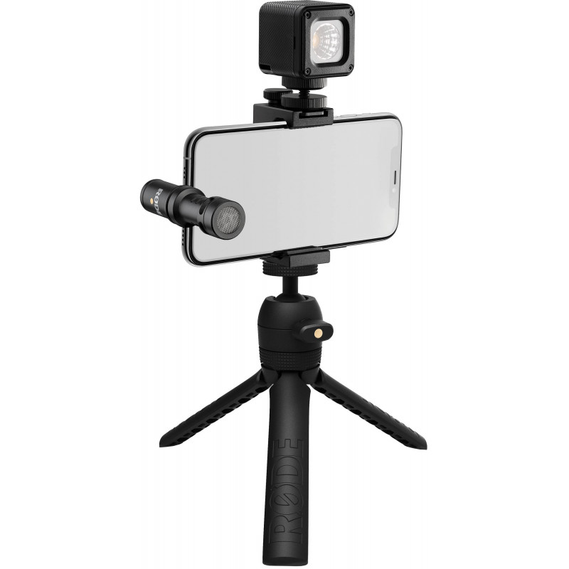 Rode vlogging kit iOS Edition