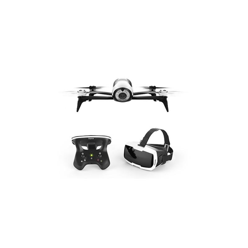 Parrot bebop 2 fpv with sky controller 2 drones for Bebop 2 motor repair kit