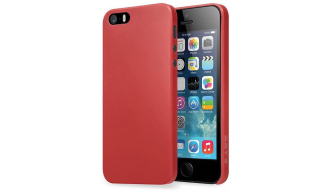 Laut kaitseümbris Slimskin Apple iPhone 5s/SE, punane