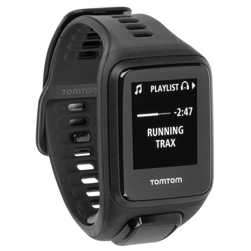 TomTom Spark Cardio + Music black small