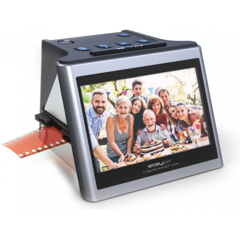 EasyPix film scanner Cyberscan View