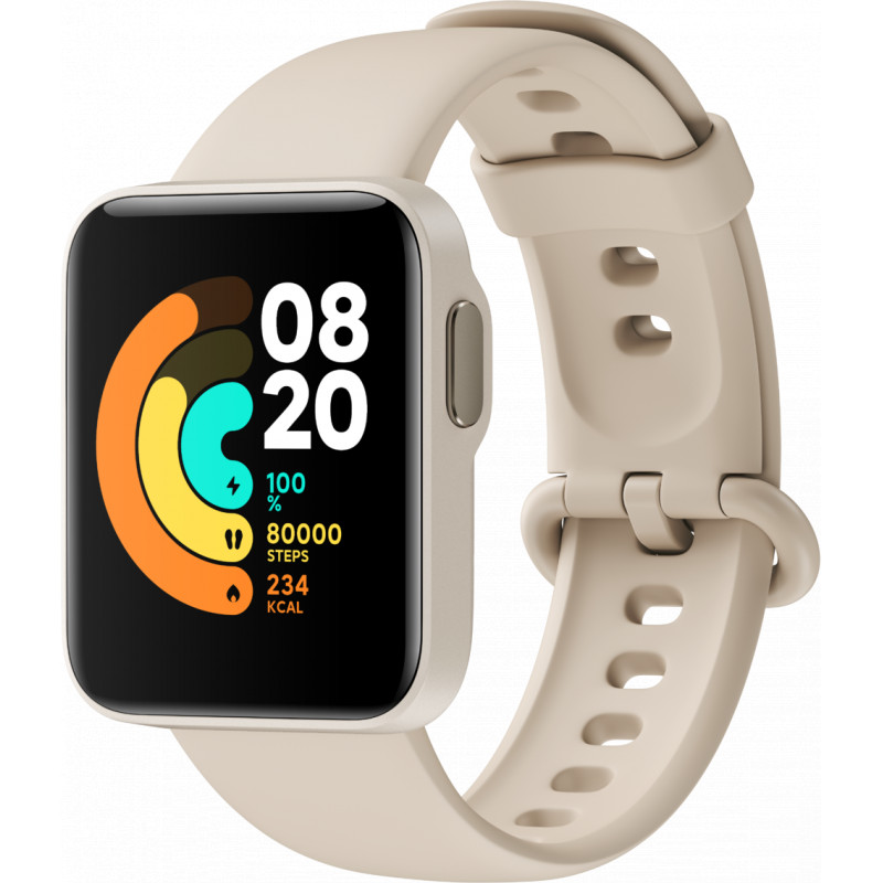 Xiaomi Mi Watch Lite, ivory
