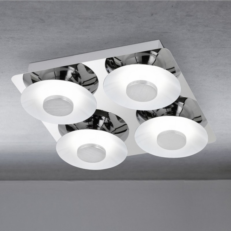 296d35b172f WOFI LED Ceiling Light SPACE 4lmp 6W integrated 550lm - Seina- ja ...