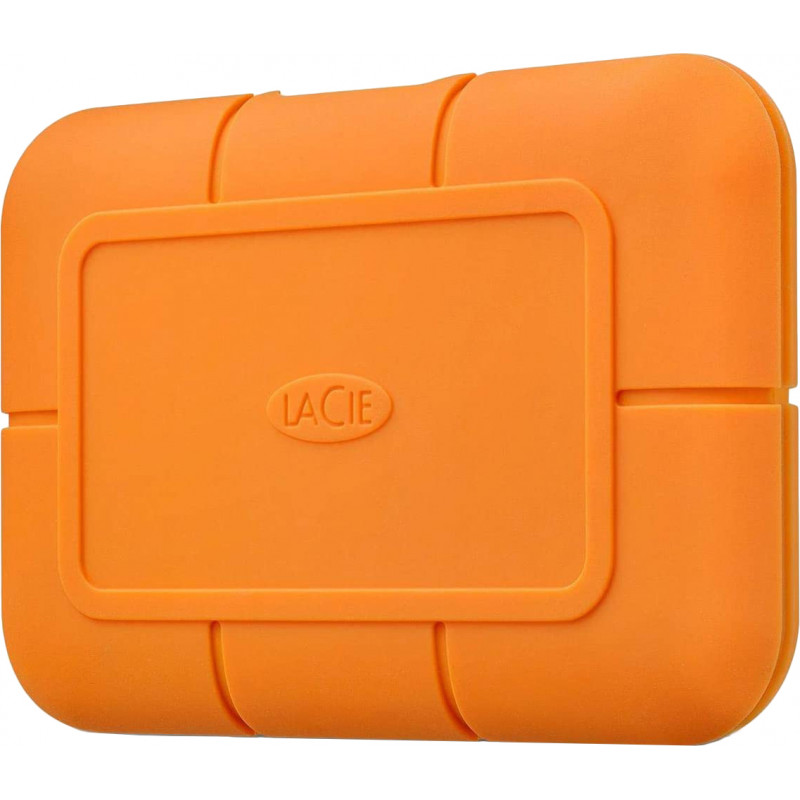 LaCie väline SSD 1TB Rugged USB-C