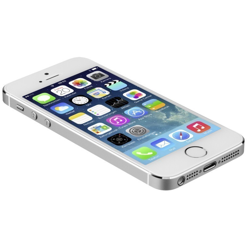 Apple Iphone 5s 16gb Silver Smartphones Photopoint