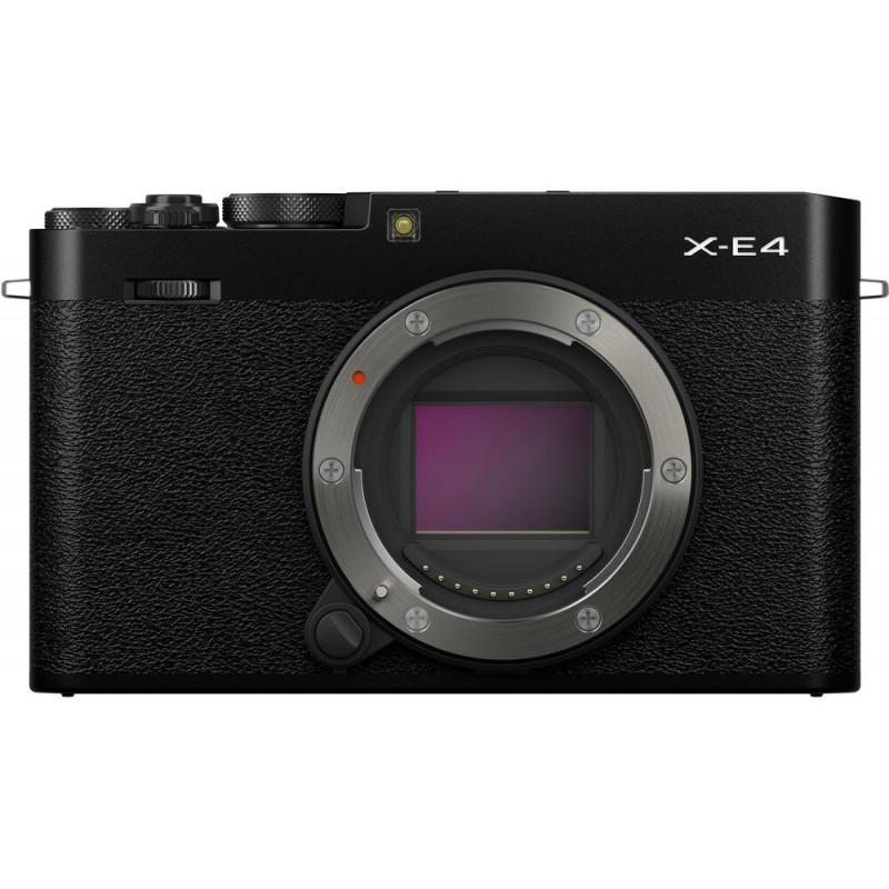 Fujifilm X-E4 kere, must