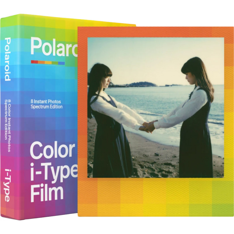 Polaroid i-Type Color Spectrum Edition