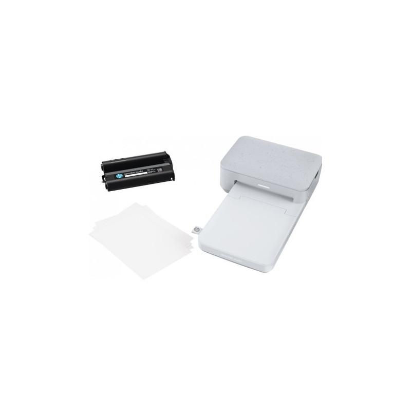HP Sprocket Studio fotoprinter, valge
