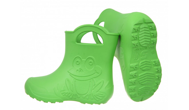 Camminare Frog laste termokummik roheline 32/33