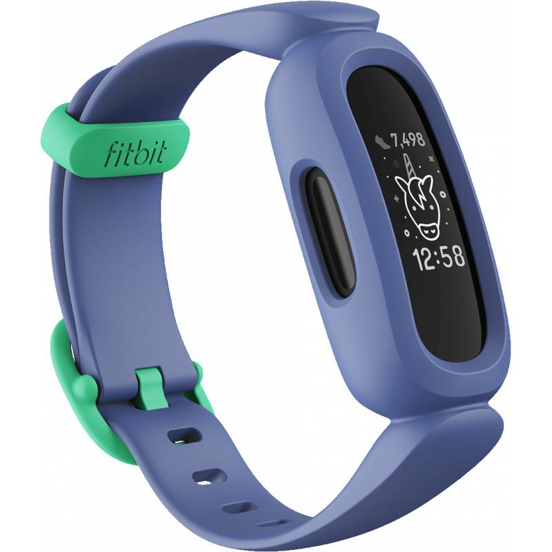 Fitbit aktiivsusmonitor lastele Ace 3, cosmic blue/astro green