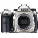Pentax K-3 Mark III корпус, серебристый