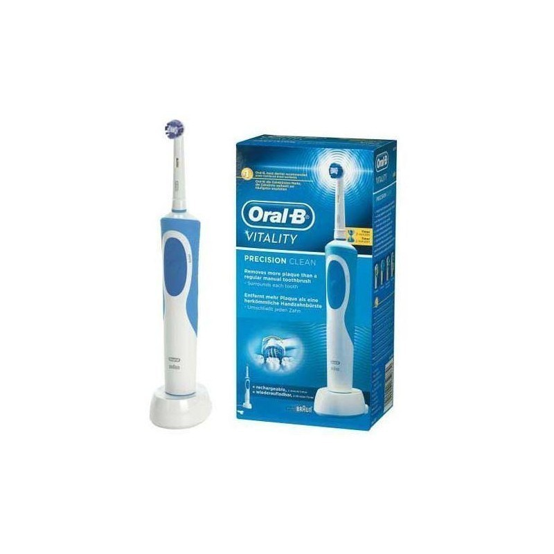 toothbrush oral b braun vitality expert precision. Black Bedroom Furniture Sets. Home Design Ideas