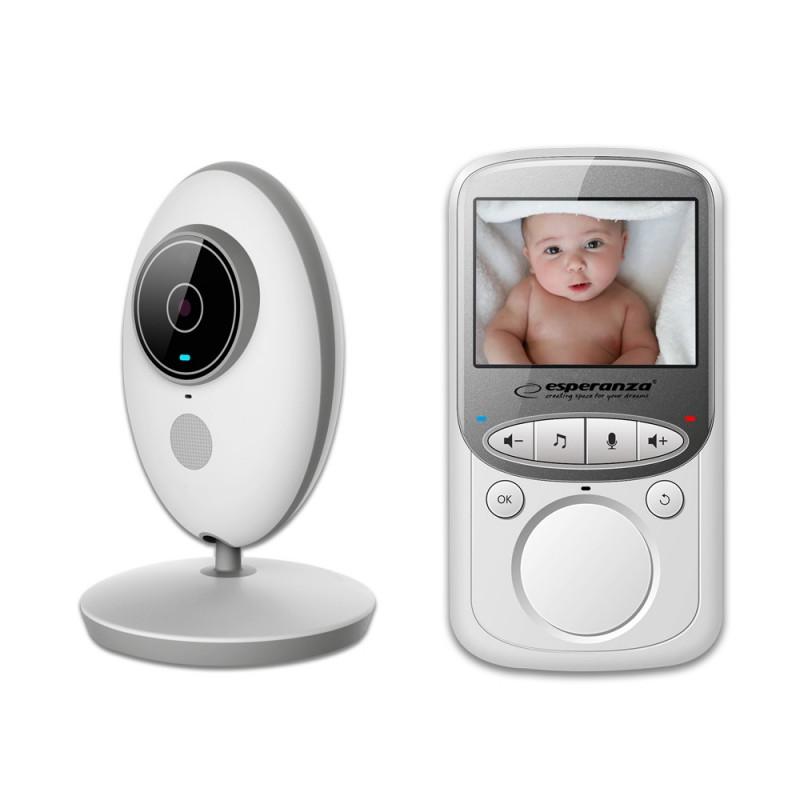 BABY MONITOR 2.4 LCD JUAN
