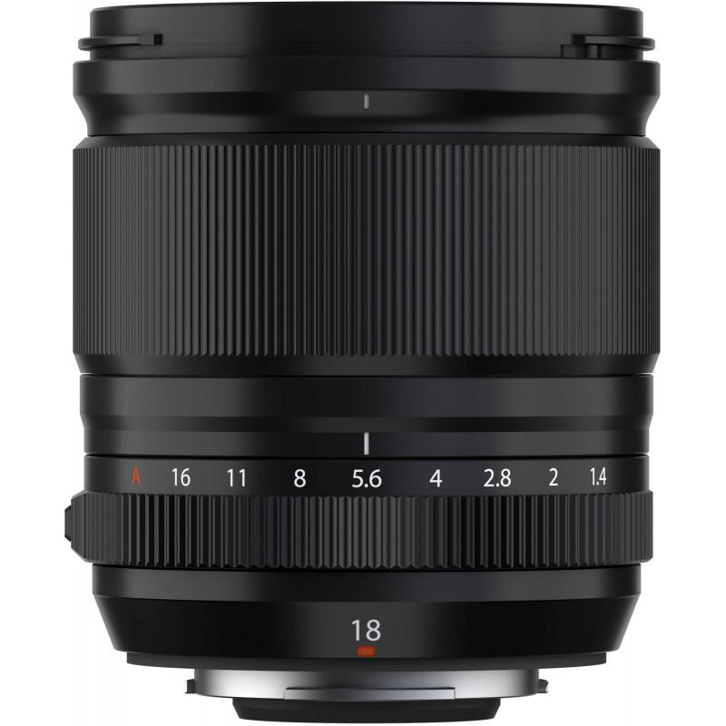 Fujifilm XF 18mm f/1.4 R LM WR objektiiv