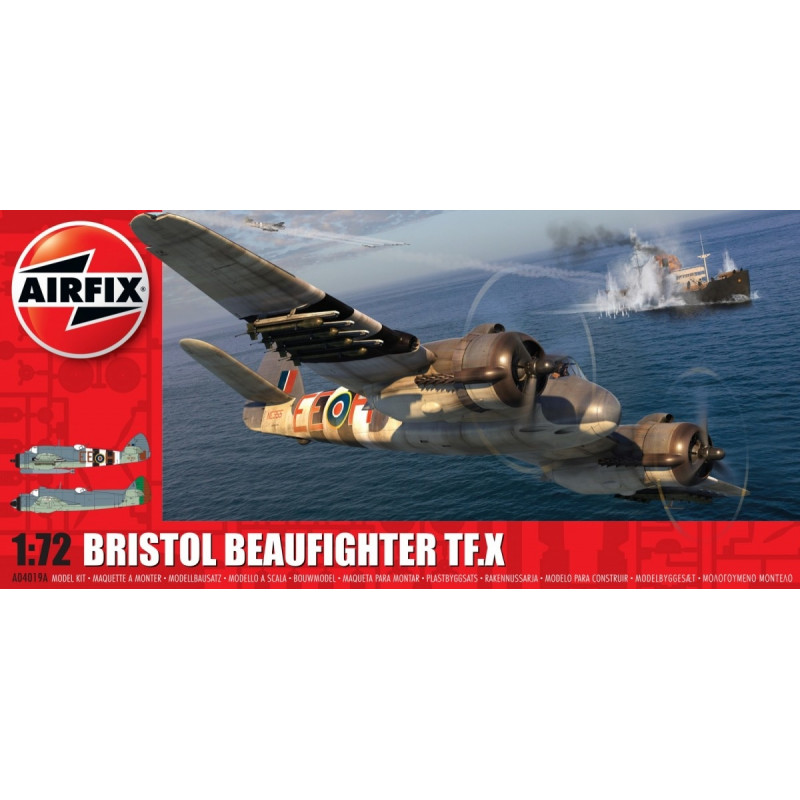 AIRFIX Bristol Beaufight er TF.X