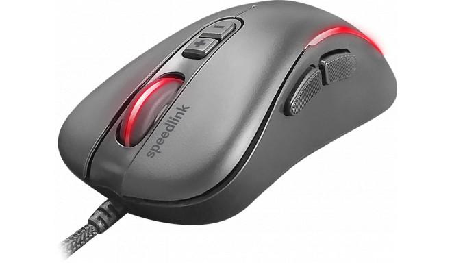 Speedlink hiir Assero, must (SL-680021-BK)