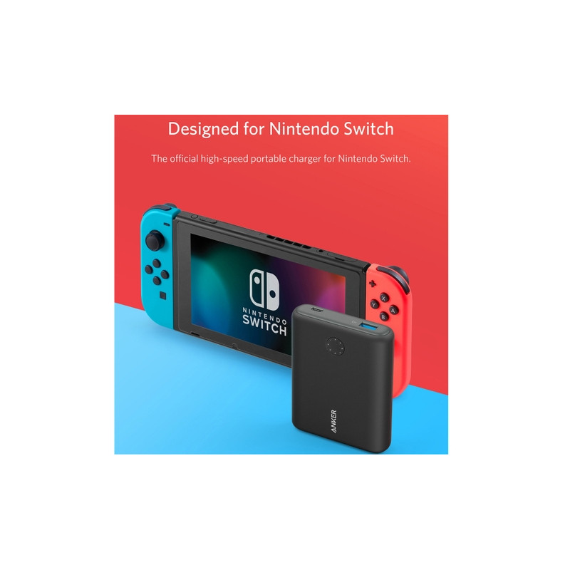 Anker akupank PowerCore 13400 Nintendo Switch