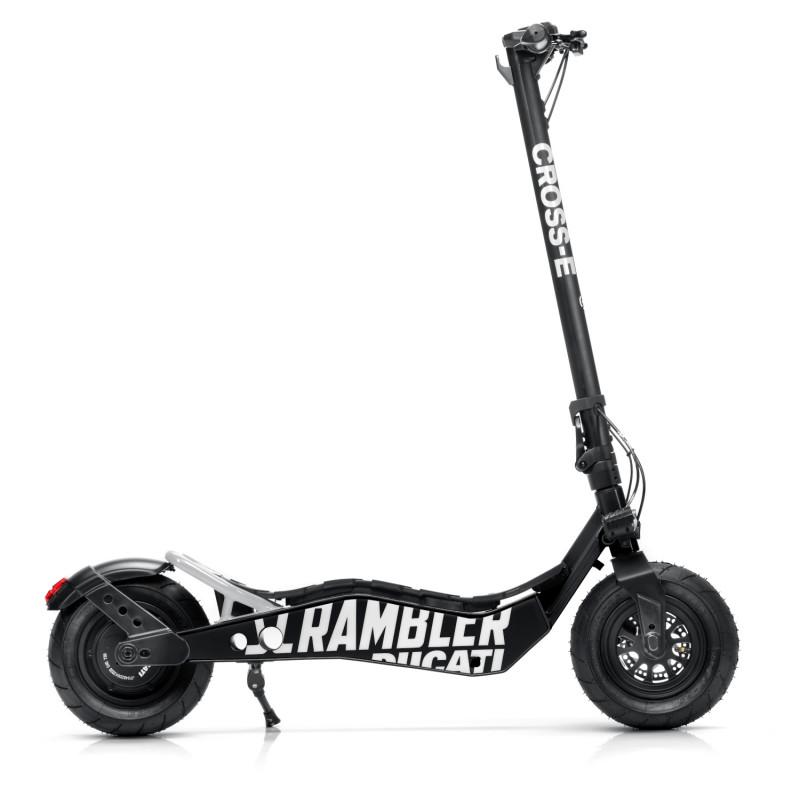 Ducati elektritõukeratas Scrambler Cross E, must